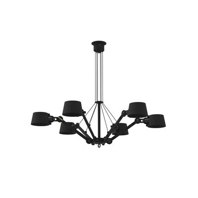 BOLT chandelier 6-arm