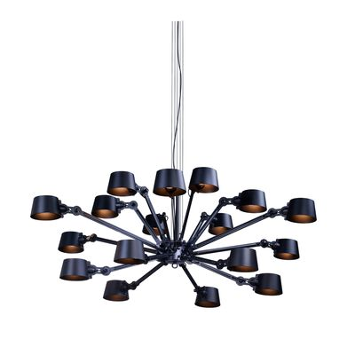 BOLT chandelier 18-arm