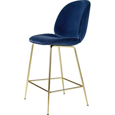 BEETLE counter chair fully upholstered 65cm